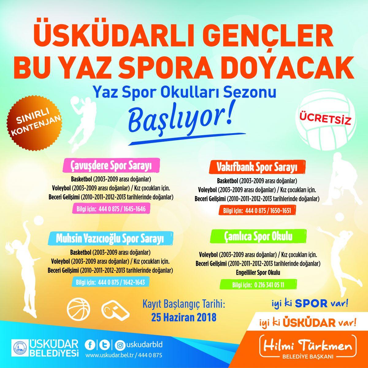 İstanbul Ücretsiz Yaz Okulları 2015 6